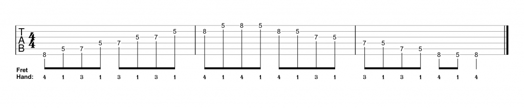 Master Pentatonic Scales for Guitar in 14 Days