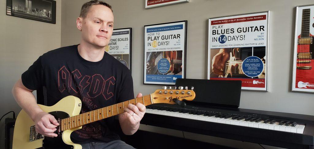 Troy Nelson Favorite Guitar Gear