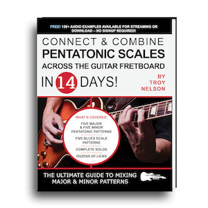 connect and combine pentatonic scales