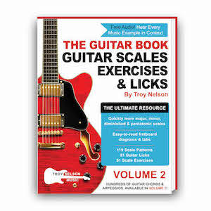 Guitar Scales, Exercises, Licks