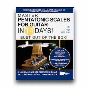 Master Pentatonic Scales for Guitar