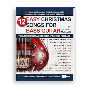 Easy Christmas Songs for Bass Guitar