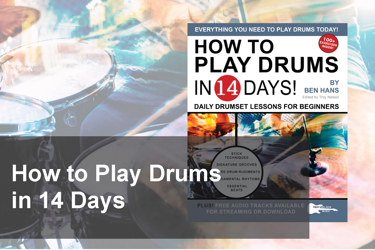 drumset lesson book
