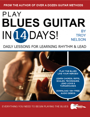 Play Blues Guitar in 14 Days